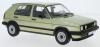 <img class='new_mark_img1' src='https://img.shop-pro.jp/img/new/icons15.gif' style='border:none;display:inline;margin:0px;padding:0px;width:auto;' />(予約)【モデルカ—グループ】 1/18 VW ゴルフ II GTI 1984 メタリックライトグリーン ■開閉無し[MCG18203]