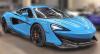■【GTスピリット】 1/18 マクラーレン 600 LT (ブルー) [GTS310]
