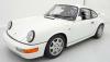 ■【GTスピリット】 1/18 ポルシェ 911(964) カレラ 4 ライトウェイト (ホワイト) [GTS319]