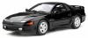 ■【オットーモビル】 1/18 三菱 GTO ツインターボ(ブラック) 世界限定 300個 [OTM713]
