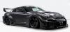 <img class='new_mark_img1' src='https://img.shop-pro.jp/img/new/icons15.gif' style='border:none;display:inline;margin:0px;padding:0px;width:auto;' />(予約)【イグニッションモデル】 1/43 LB-Silhouette WORKS GT Nissan 35GT-RR Matte Black  ★生産予定数:120pcs [IG2542]