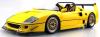 ■【トップマルケス】 1/43 フェラーリ F40 LM Beurlys Barchetta イエロー [TOP43010A]