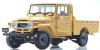 ■【京商】 1/18 トヨタ ランドクルーザー 40 (ベージュ) [KS08958BE]
