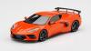 【TSM】  1/43 シボレー コルベット スティングレイ 2020 セブリング  オレンジ ティントコート [TSM430495]