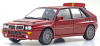 ■【京商】 1/18 ランチア デルタ HF インテグラーレ Evo.II  エディツィオーネ フィナーレ(ボルドーレッド) [KS08343C]
