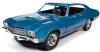 ■【アメリカンマッスル】 1/18 1971 ビュイック グランド スポーツ ステージ 1 (Class of 1971)   ストラトミストブルー [AMM1257]