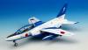 ◆【KBウィングス】 1/72 川崎 T-4 ブルーインパルス スタンド付 [KBW72007]