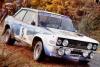◆【イクソ】 1/18 フィアット 131 アバルト 1980年ラリー・ポルトガル  #5 W.R?hrl/C.Geistd?rfer [18RMC053B]