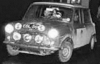 ◆【イクソ】 1/18 ミニ クーパー S 1965年RACラリー  #8 P.Hopkirk/H.Liddon [18RMC065B]