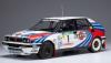 ◆【イクソ】 1/18 ランチア デルタ インテグラーレ 16V 1990年ラリー・ポルトガル 優勝車  #1 M.Biasion/T.Siviero [18RMC064A]