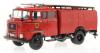 ◆【イクソ】 1/43 IFA W50 消防車両 ゾンネベルク市 [TRF019S]