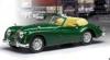 ◆【イクソ】 1/43 ジャガー XK 140 コンバーチブル 1956 グリーン [CLC359N]