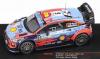 ◆【イクソ】 1/43 ヒュンダイ i20 Coupe WRC  2020年ACIモンツァラリー 3位 #6 D. Sordo/C. Del Barrio [RAM770]