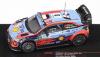 ◆【イクソ】 1/43 ヒュンダイ i20 クーペ WRC  2020年ACIモンツァラリー 2位 #8 O.T?nak/M.J?rveoja [RAM769]