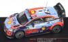 ◆【イクソ】 1/43 ヒュンダイ i20 クーペ WRC  2020年ラリー・サルデーニャ  #6 D.Sordo/C. Del Barrio [RAM763]
