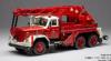 ◆【イクソ】 1/43 マギルス ドイツ URANUS KW 16  フランクフルト消防署 [TRF017S]