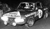 ◆【イクソ】 1/43 ランチア フルヴィア 1600 クーペ HF  1972年ラリー・サンレモ  #15 J.Ragnotti/J.-P.Rouget  [RAC323]