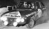 ◆【イクソ】 1/43 ランチア フルヴィア 1600 クーペ HF  1972年ラリー・サンレモ  #8 S.Munari/M.Mannucci [RAC322]