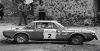 ◆【イクソ】 1/43 ランチア フルヴィア 1600 クーペ HF  1972年ラリー・サンレモ 優勝  #2 A.Ballestrieri/A.Bernacchini  [RAC321]