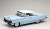 ◆【サンスター】 1/18 リンカーン プレミア クローズドコンバーチブル 1956  Fairmont ブルー/ホワイトルーフ [4721]