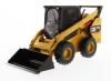 ◆【ダイキャストマスター】 1/16 Cat 272D2  スキッドステアローダー [85602]4種類のアーム部オプションパーツ付き