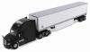 ◆【ダイキャストマスター】 1/50 フレイトライナー New カスカディア  グレー 53' Dry Cargo Van  [71047]