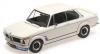 ■【ミニチャンプス】 1/18 BMW 2002 ターボ 1973 ホワイト ■ダイキャストモデル(開閉機構なし) [155026200]