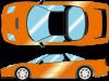 <img class='new_mark_img1' src='https://img.shop-pro.jp/img/new/icons15.gif' style='border:none;display:inline;margin:0px;padding:0px;width:auto;' />【アイドロン】 1/43 ホンダ NSX-R (NA2) 2002 ニューイモラオレンジパール (レッドシート) [EM389J]