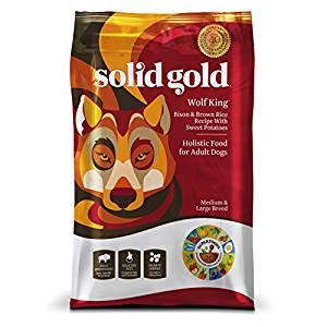 ソリッドゴールド ウルフキング 大型犬種用 12.9kg