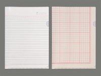 BUNGU Clear Folder|大学ノート・工作用紙