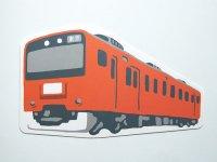 TRAIN Postcard|中央線