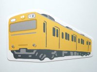 TRAIN Postcard|総武線