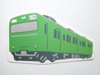 TRAIN Postcard|山手線