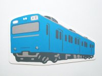 TRAIN Postcard|京浜東北線
