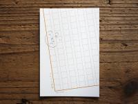 絵かきうたポストカード/へのへのもへじ