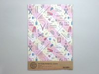 Pattern Paper A4(ブング|Stationery)
