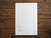 絵かきうたポストカード/タコ