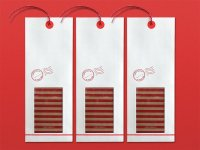 MADO Message Bag|White-RED<img class='new_mark_img2' src='https://img.shop-pro.jp/img/new/icons5.gif' style='border:none;display:inline;margin:0px;padding:0px;width:auto;' />