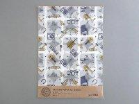 Pattern Paper A4(ジャズ Jazz)