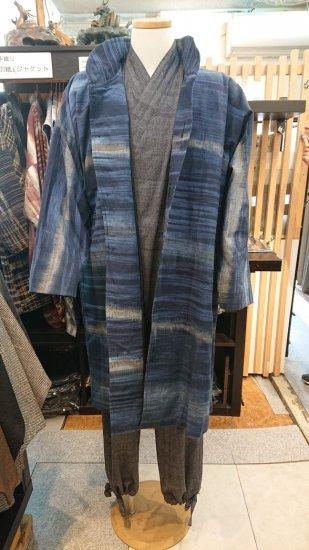手織綿ジャケット