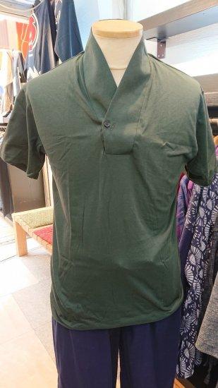 Tシャツ襦袢(緑)