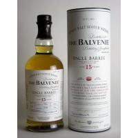 バルヴェニー15年シングルバレル700ml 47.8度